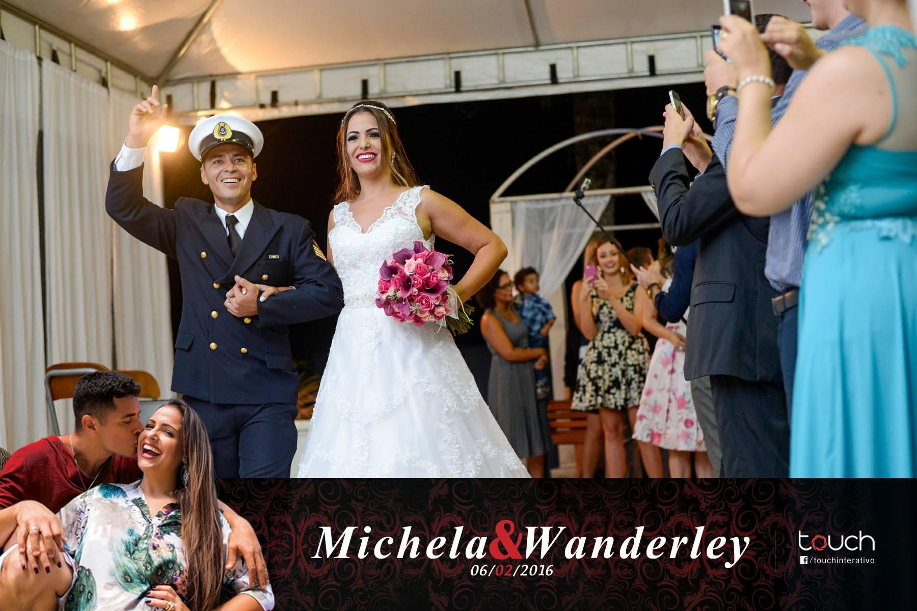 Casamento Michela e Wanderley