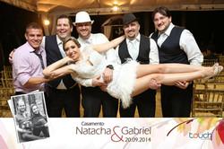 Casamento Natacha e Gabriel