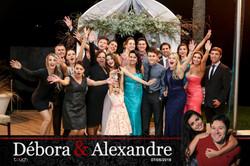 Casamento Débora e Alexandre