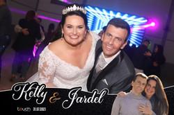 Casamento Ketly e Jardel
