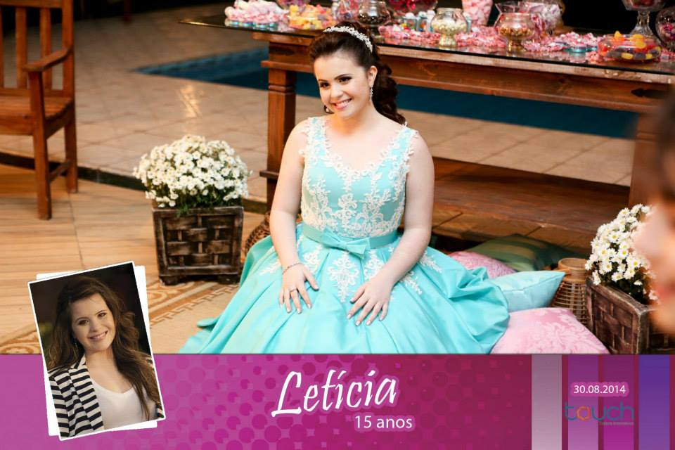 15 Anos Letícia
