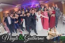 Casamento Mayli e Guilherme