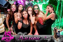 15 Anos Karina