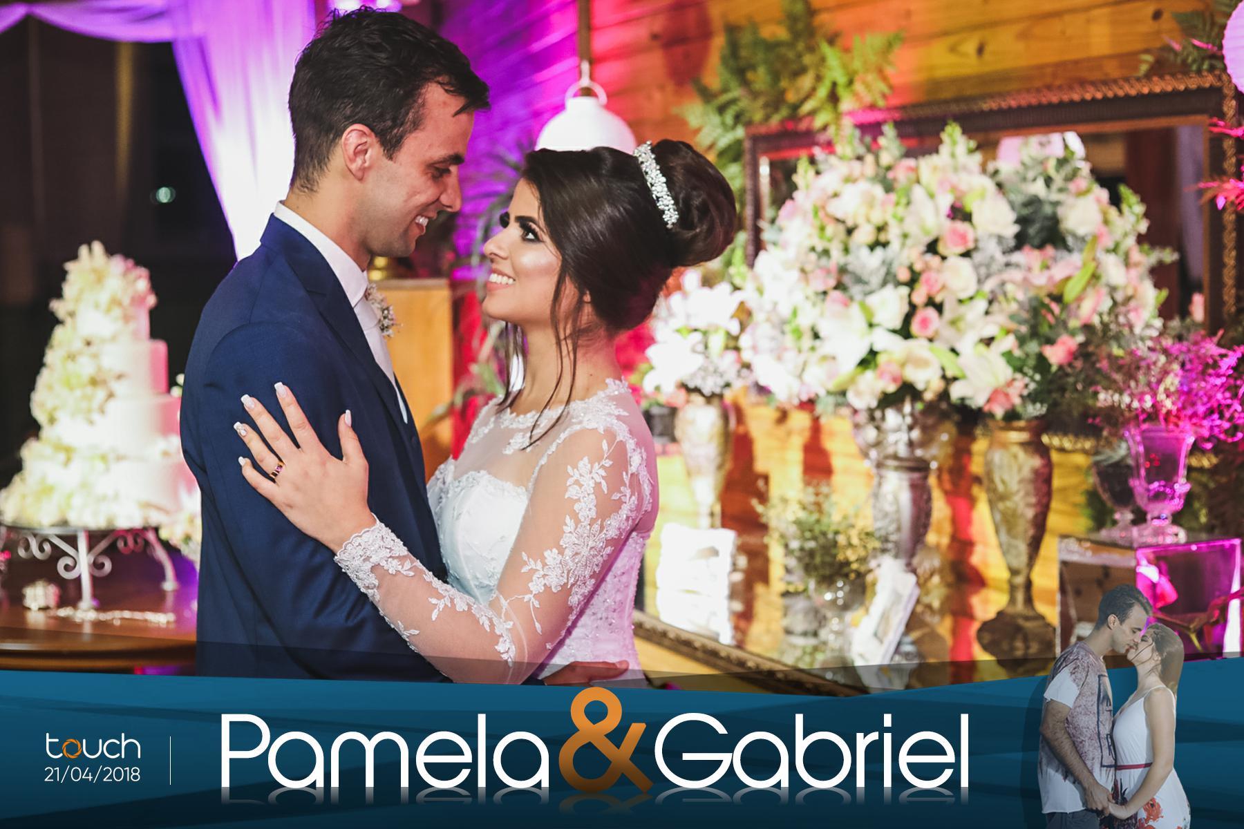 Casamento Pamela e Gabriel
