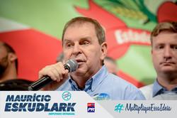 Lançamento Mauricio Skudlark