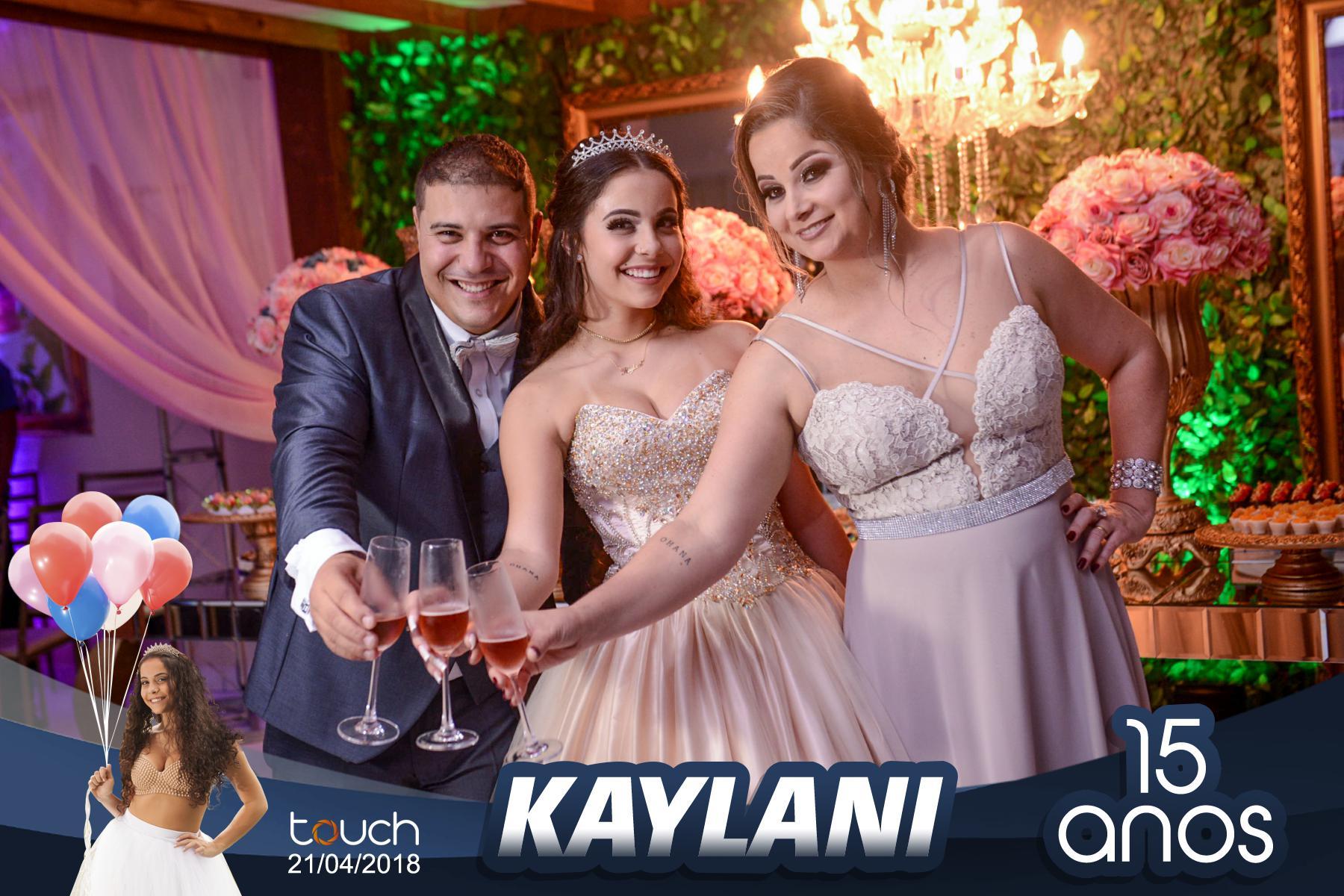 15 Anos Kaylani