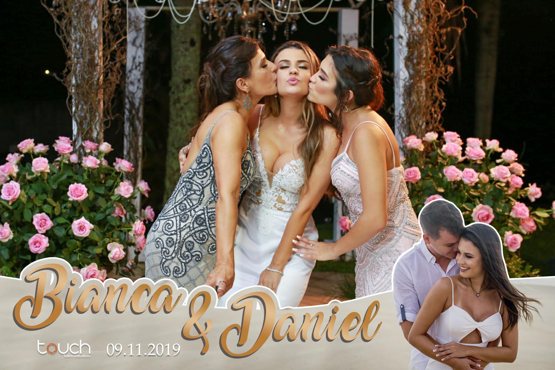 Casamento Bianca e Daniel