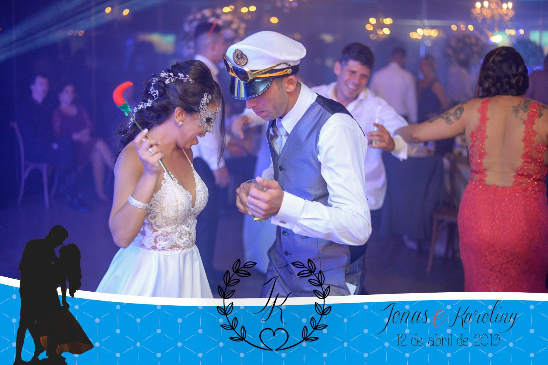 Casamento Jonas e Karoliny