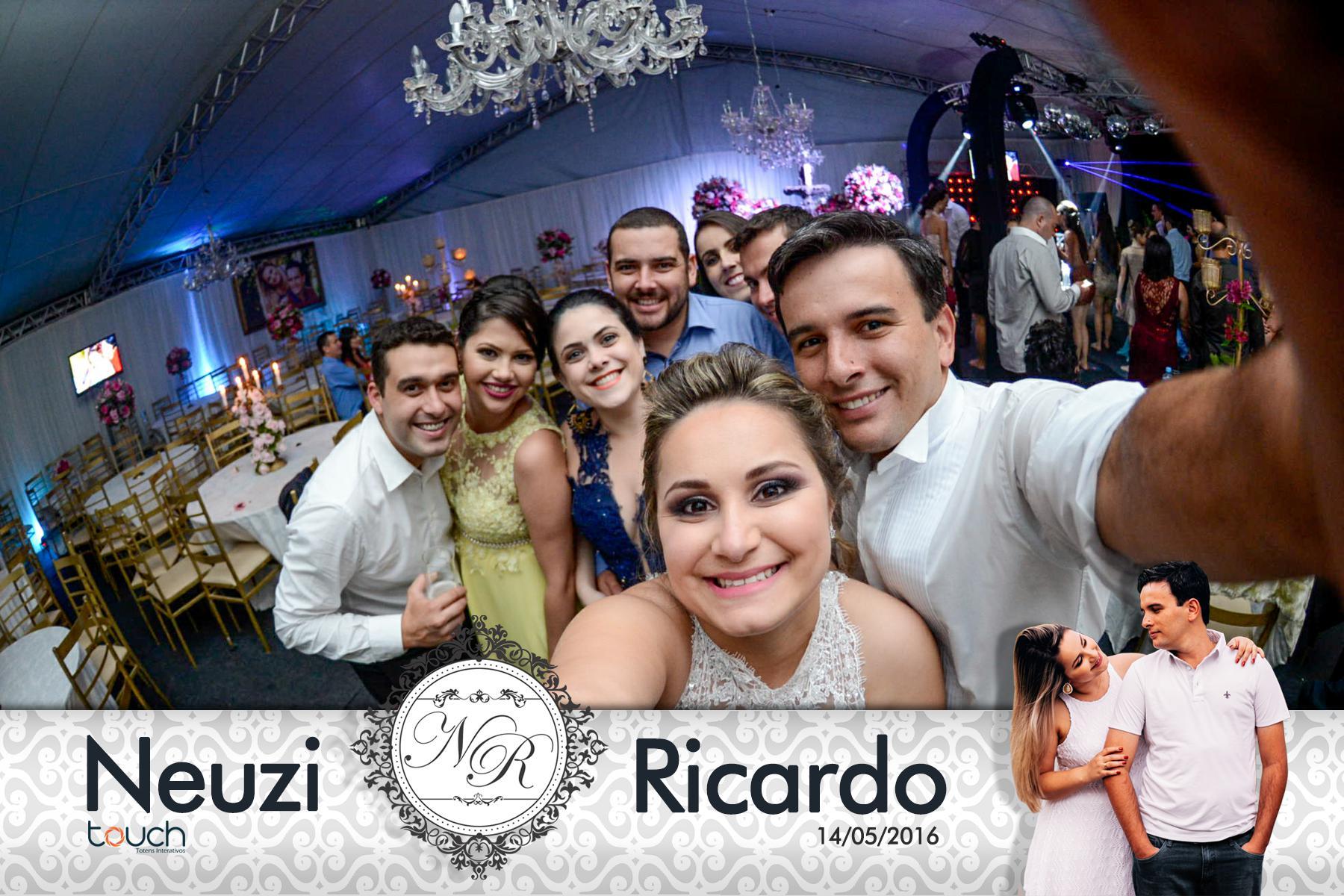 Casamento Ricardo e Neuzi