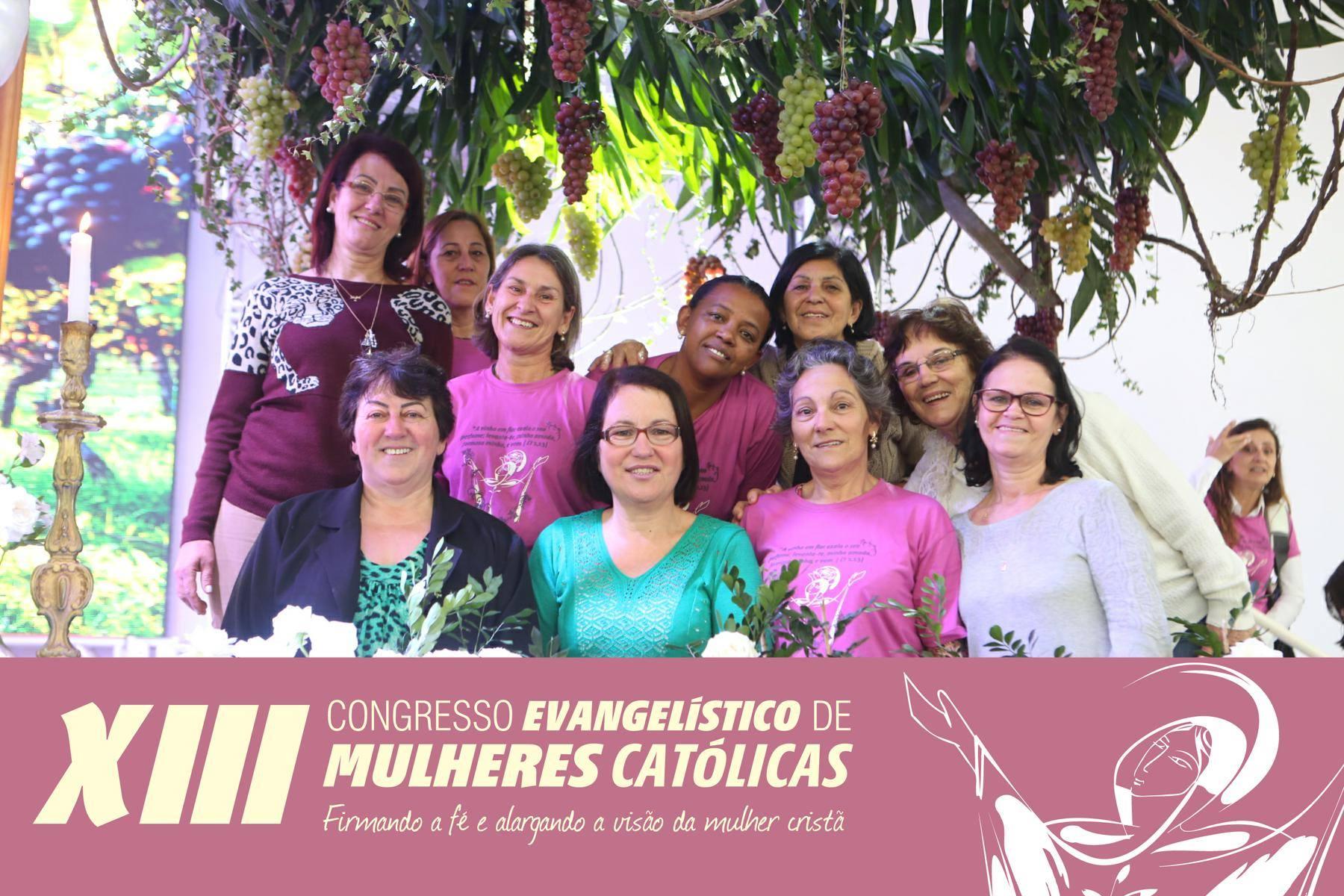 XIII Congresso das Mulheres Católica