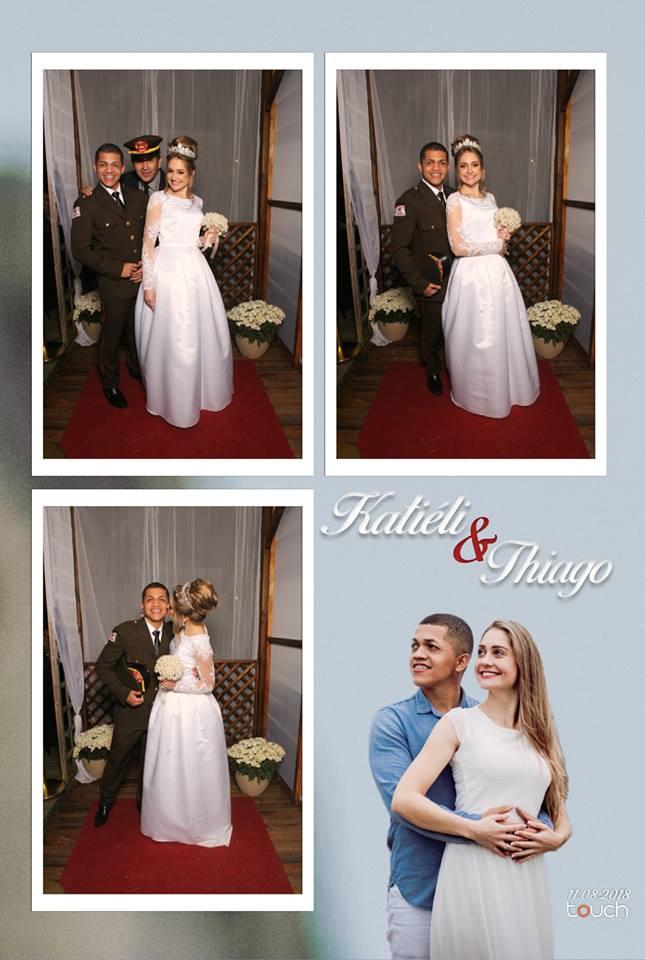 Casamento Katiéli e Thiago