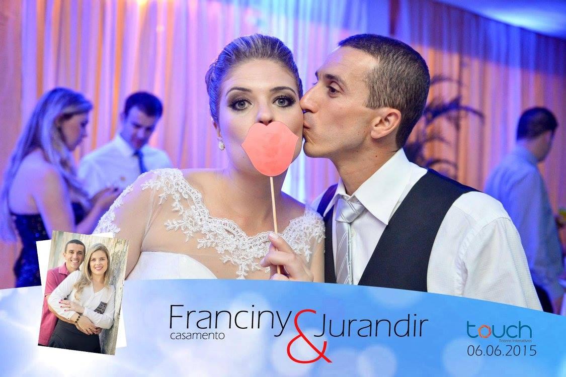 Casamento Franciny e Jurandir