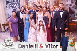 Casamento Danielli e Vitor