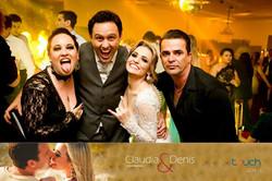 Casamento Claudia e Denis