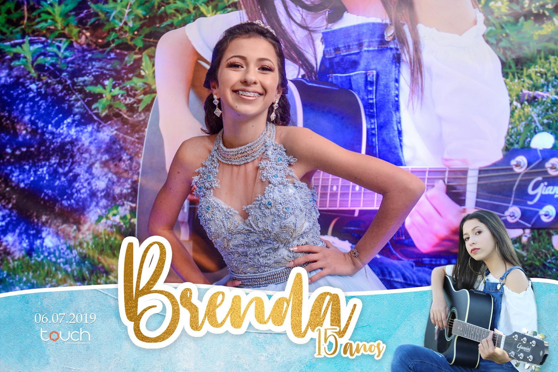15 Anos Brenda