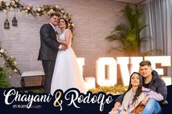 Casamento Chayani e Rodolfo