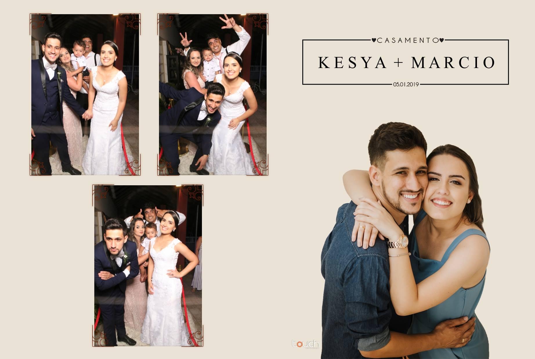 Casamento Kesya e Marcio