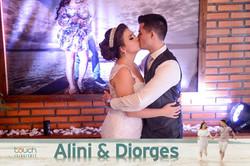 Casamento Alini e Diorges