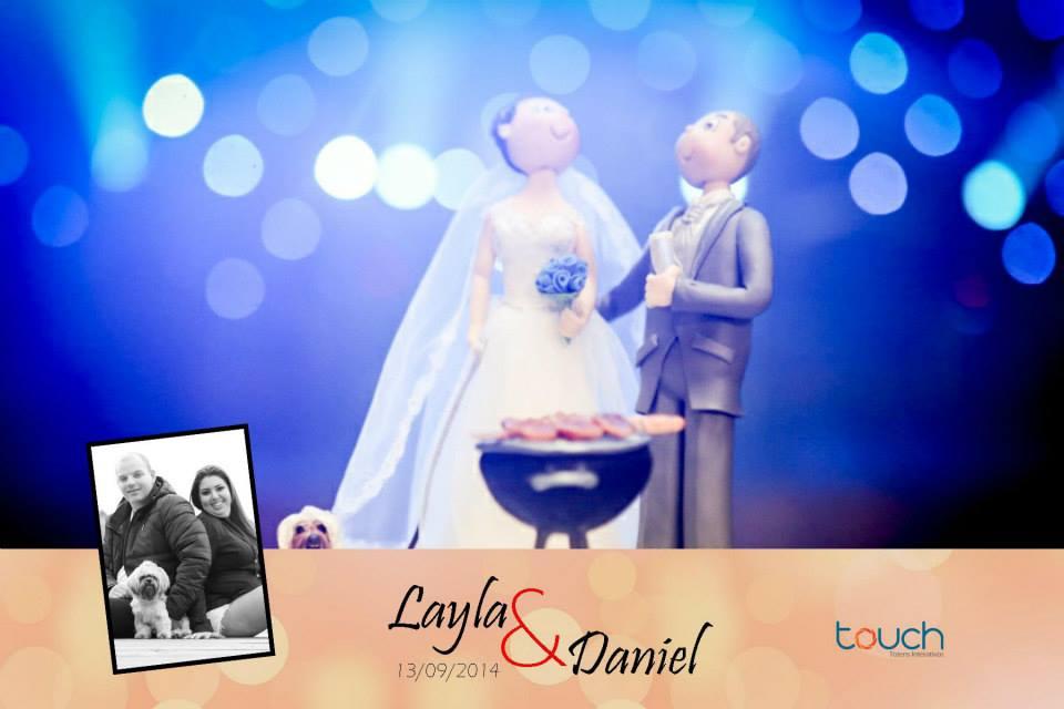 Casamento Layla e Daniel