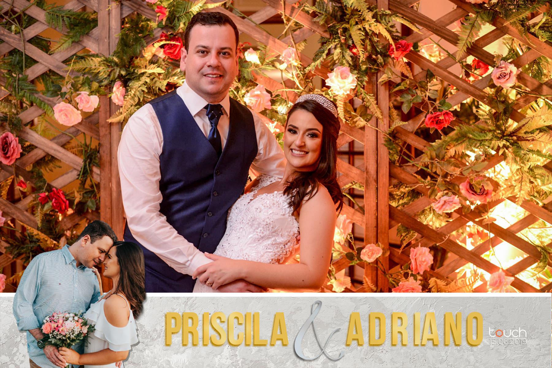Casamento Priscila e Adriano