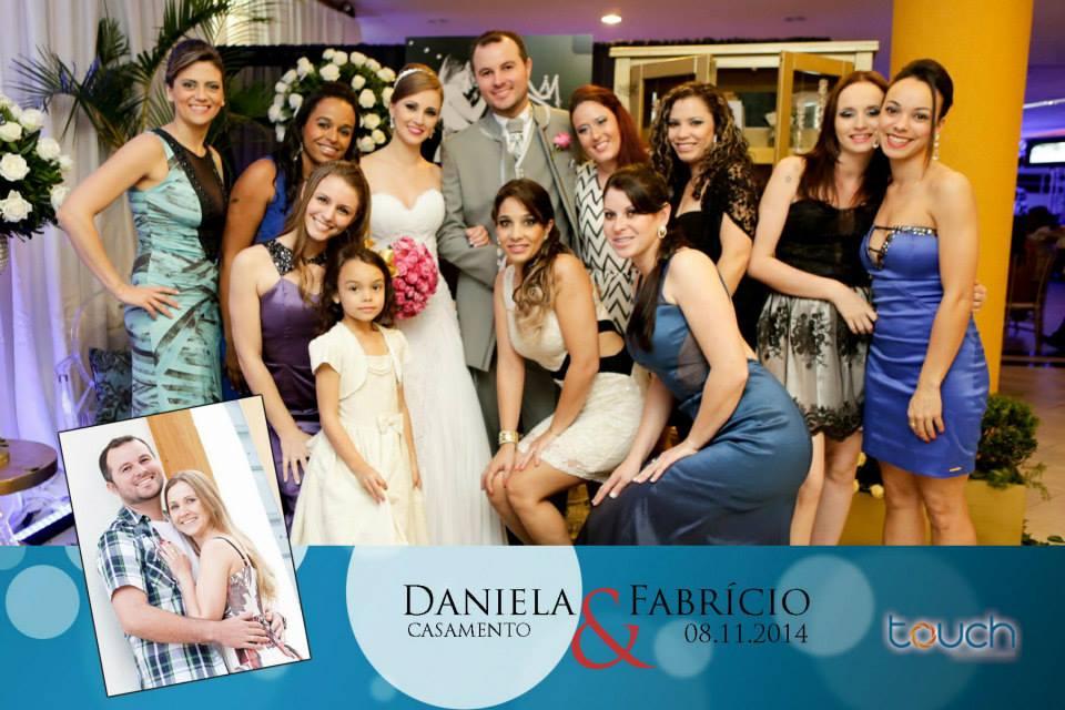 Casamento Daniela e Fabricio