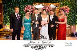 Casamento Aline e Geovani