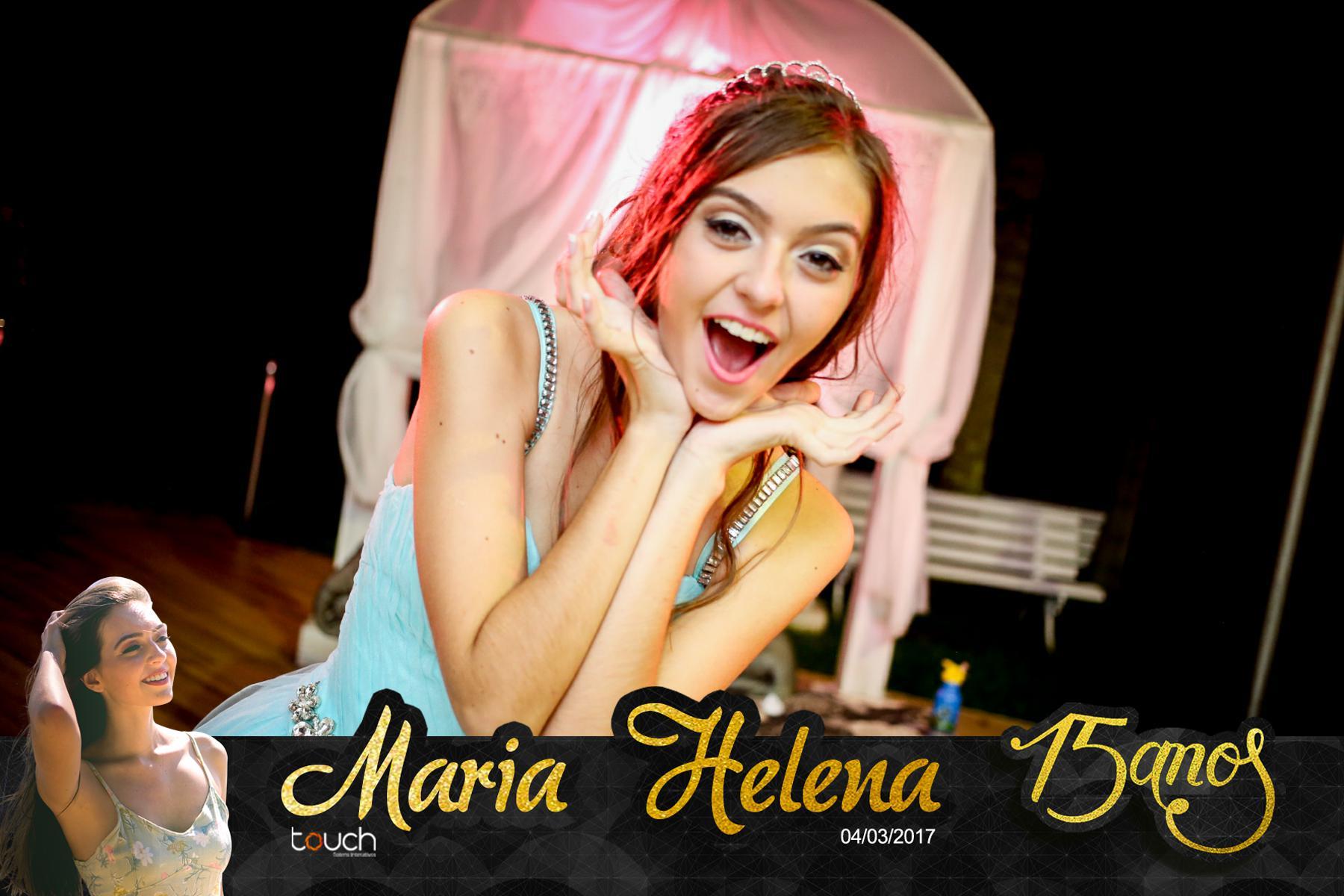 15 Anos Maria Helena