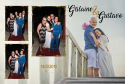 Casamento Gislaine e Gustavo