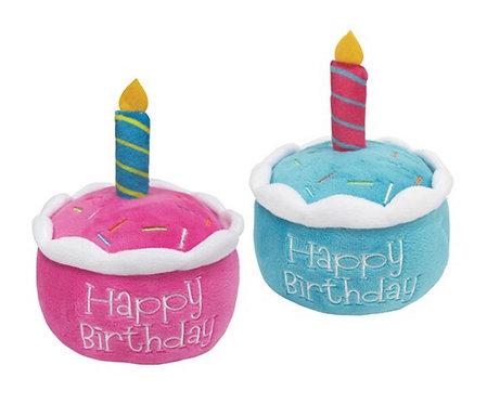 Birthday cake toy
