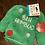 Thumbnail: Xmas ugly sweater stuffless toy