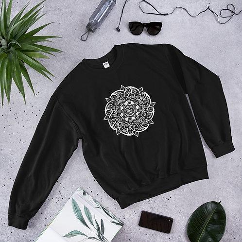 Curse Mandala Sweatshirt