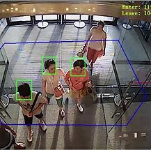Count visitors