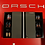 Thumbnail: Porsche Boxster GTS combo Garage Sign 6 Feet BrSil