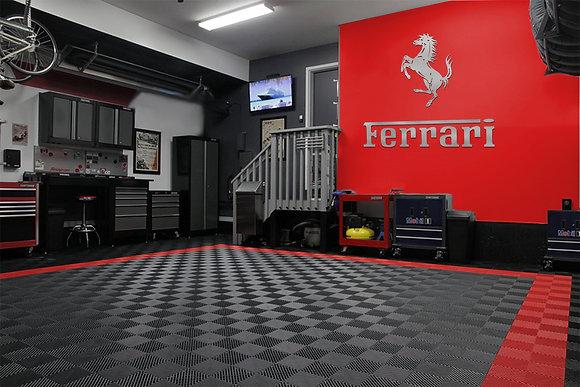Ferrari Cavallino Rampante 4'PranHorse & 5'Ferrari