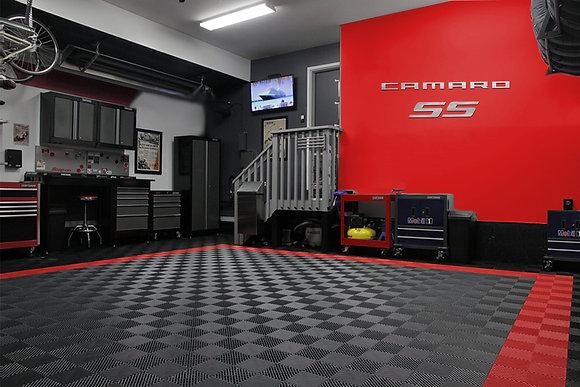 CAMARO SS Garage Sign 7 Feet Long Brushed Silver