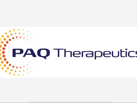 PAQ Therapeutics secures $30 Million to target diseases with limited therapeutic options
