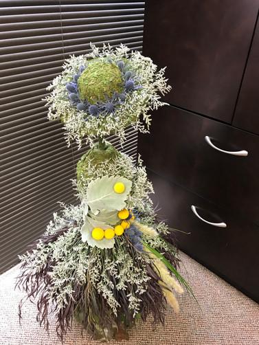 Flowers Mannequin