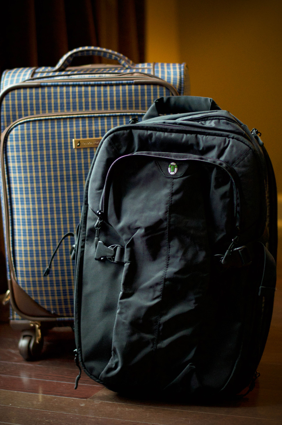 Packing Your Life in 2 Bags for 6 months
