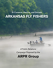 Arkansas, Fly Fishers, Little Rock, Social Media, Public Relations, Brand Analyses