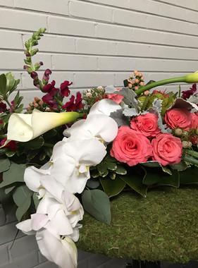 Birtdhay flower arrangement