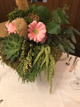 Birthday flower bouquet
