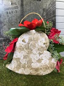 Valentine's Day Hat box flower arrangment