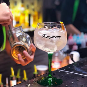 #Tanqueray #flordesevilla #party_#swig #