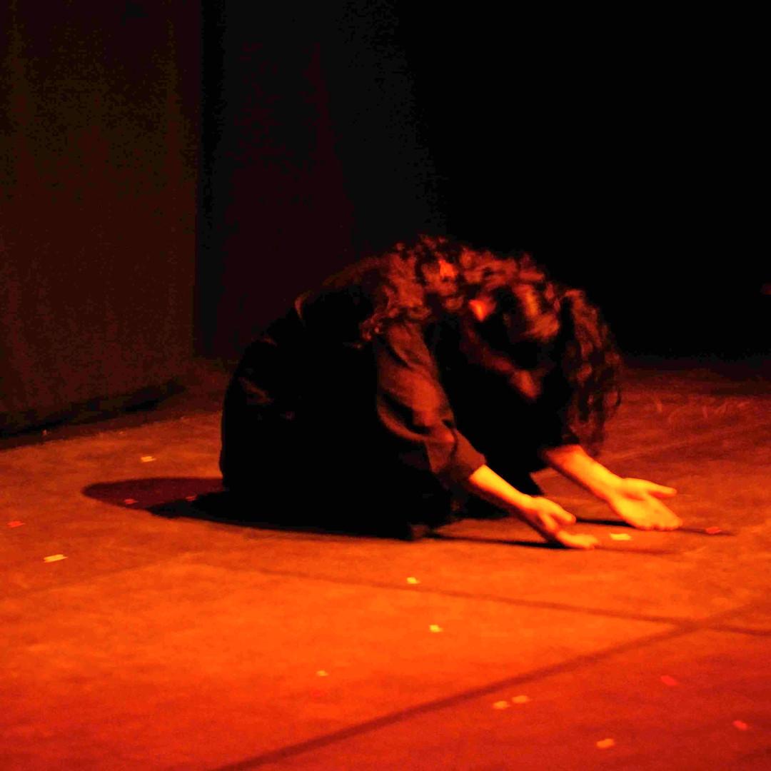 Taiko Ren dance solo