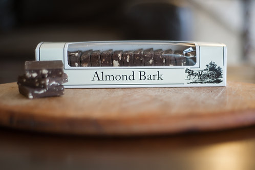 Semi Sweet Almond Bark 8oz
