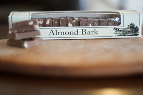 Milk Almond Bark 8oz.