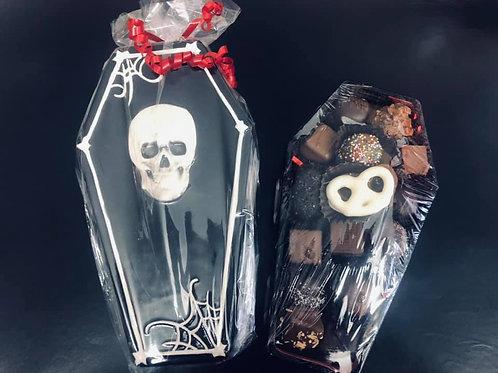 Spooky Casket of Chocolates