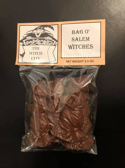 Bag-O-Salem Witches