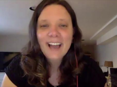 Writer/filmmaker Liz Smith on Leadership San Juan Islands & the Grange