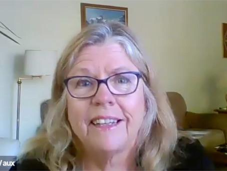 Nancy DeVaux talks affordable housing in San Juan County